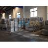 Buy cheap Galvanized Mast Climbing Work Platforms 2 kW × 5.5 kW Power Single from wholesalers