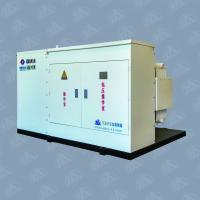 Wind Step Up Compact Transformer Substation / Oil Immersed Distribution Transformer