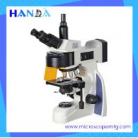 China HANDA microscope fluorescence trinocular fluorescencemicroscope microscope camera for sale