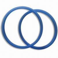 Wholesale Blue O-ring, Made of 100% Food Grade Silicone, Any Colors Available from china suppliers
