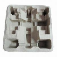 Buy cheap Electronic Products Inner Packing, Pulp Packaging, Absorbs Impact, Easy Disposal from wholesalers