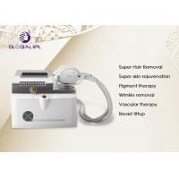 Buy cheap 3 In 1 IPL RF Beauty Equipment Skin Rejuvenation With 7.4 Inch Color Touch from wholesalers