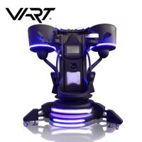 China Black Color Theme Park 9D VR Simulator 1 Player Chinese Or English Edition on sale