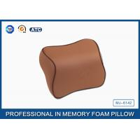 Wholesale Best Memory Foam Car Neck Pillow and Waist Cushions Alleviating Pain in Car from china suppliers