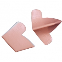 Wholesale Laminated with PU Film wound Foam Dressing for elbow use or for trachea cannula use from china suppliers