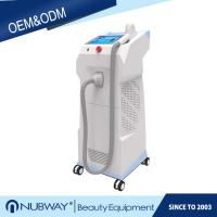 Wholesale 2018 NUBWAY most professional painless parnament 12*20mm 600W laser hair removal machine from china suppliers