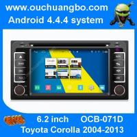 Wholesale Ouchuangbo Toyota Corolla 2004-2013 audio dvd gps android 4.4 OS S160 plataform BT 3G WIFI from china suppliers