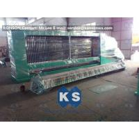 Wholesale 4300mm Max Width Gabion Machine Automatic Hexagonal Wire Mesh Line from china suppliers