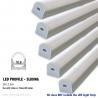 aluminum led profile/sliding profile for strip for sale