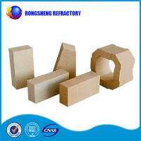 Wholesale 2.75G / cm3 Low Creep  80% AL2O3 High Alumina Refractory Brick to Blast Furnace from china suppliers