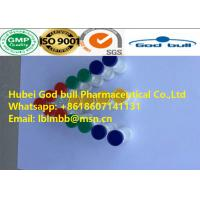 Wholesale Selank Peptide 5 mg/vial Peptides Weight Loss Steroids Anti Anxiety CAS 129954-34-3 from china suppliers