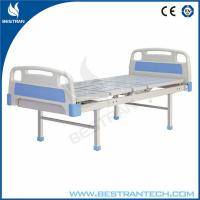 Wholesale One Part Bedboard Manual Medical Hospital Bed For Home Use / Patient from china suppliers