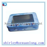 Buy cheap promotion gift tin box  www.xuanlongpackagingco.com from wholesalers