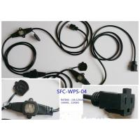 Wholesale Black Color Surge Protected 4 Outlet Heavy Duty Power Strip With Extension Cord from china suppliers