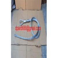 Buy cheap CABLE PULLING SOCKS,Mesh Grips,Wire Cable Grips from wholesalers