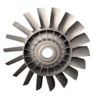 Wholesale Durable Precision Casting Parts Reliable Zinc Turbine Blade from china suppliers