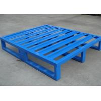 Wholesale Reinforced Rackable Material Handling Pallets With Spraying Static Power from china suppliers
