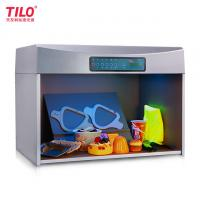 Wholesale P60+ Color Assesment Cabinet Light Booth With Philips D65 TL84 UV F CWF TL83 from china suppliers