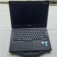 Quality cf53 laptop installed Heavy Duty Diagnostic software for Cat Cummins Detroit for sale