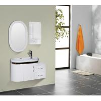 Buy cheap Round type 15mm PVC Material ceramic vanity top with integrated sink 90 X 45 / cm from Wholesalers