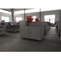 Wholesale Pp Pe Raw Material Automatic Plastic Extrusion Machine With Frequency Control Speed Adjust from china suppliers