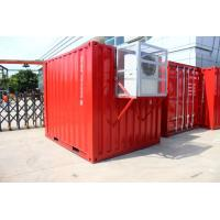 Quality Temperature Controlled Cold Storage Containers , Freezer Shipping Containers Quick Freezing for sale