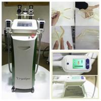 China Fat Freezing Cryolipolysis Slimming Machine With Two Handles Work Together on sale