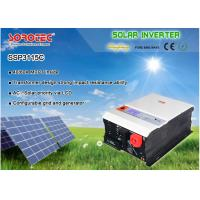 Buy cheap Off Grid 1 - 10KW 6000W 24V Solar Power Inverters System ISO9000 from wholesalers