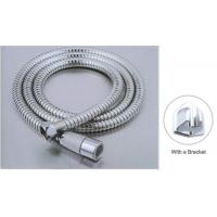 Wholesale 120CM Chrome Plated Shower Hose , Double Lock Shower Hose ACS Certification from china suppliers