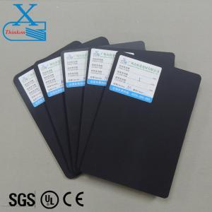 China 5mm black PVC flexible plastic forex sheet high density rigid sheet flexible cutting board colorful pvc sheets wholesale on sale