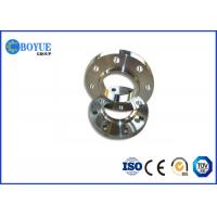 China Weld Neck Flange Durable 8 Inch 1200# Alloy Steel Flanges Stainless Steel High Strength on sale