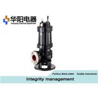 Wholesale 0.75-315KW Stainless Steel Sewage Centrifugal Pumps , Sewage Discharge Pump from china suppliers