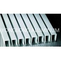 Wholesale Anodized Aluminium Kitchen Profile High Hardness T52 , T6 Annealing Treatment from china suppliers