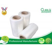 Wholesale Clear Plastice Packaging Stretch Film , Hand Pallet Stretch Film PE Material from china suppliers