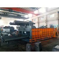 Wholesale 315 Tons Baling Force Cuboid Block Cylinder Scrap Metal Press Machine from china suppliers