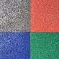 China Outdoor Sports Floor Tiles Sanding Surface Thickness 6mm 8mm 10mm 13mm on sale