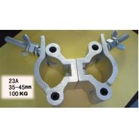 Wholesale Cast Aluminum Stage Light Clamp 35 - 45mm Accessory for PUB, club, assembly hall from china suppliers