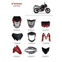 Wholesale Motorcycle Series Accessories Headlamp Assembly Protective Cover Parts Honda CB160F from china suppliers