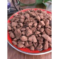 Multifunctional Cocoa Liquor Cake , Alkalized Simple Cocoa Cake Natural Food Ingredients