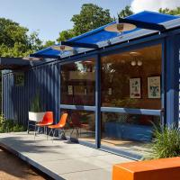 Wholesale Modern Design Modular 40ft Shipping Container house with Toilet and kitchen from china suppliers