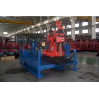 Buy cheap Exploration Drilling Rig , Crawler Drilling Machine For Engineering Prospecting from Wholesalers