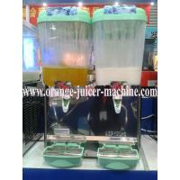 Wholesale Commercial Stainless Steel Fruit Juice Dispenser 18 Liter With Imported Compressor from china suppliers