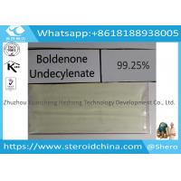 China Injectable Liquid EQ Equipoise Boldenone Undecylenate 400mg/Ml for Bodybuilding Steroid Powder on sale