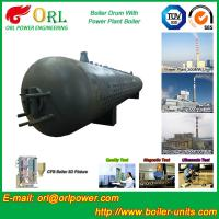 Wholesale Metallurgical Industry Mud Drum Fire Tube For Condensing Gas Boiler from china suppliers