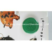 Wholesale Indoor Children Button Sound Book with 33mm Round Custom Sound Module from china suppliers