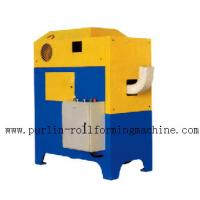 Wholesale Electric Mobile Elbow Machine / Hydraulic Rainspout Forming Machine from china suppliers