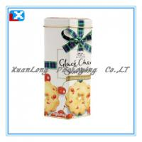 Wholesale Round cookie tin box wholesale from china suppliers