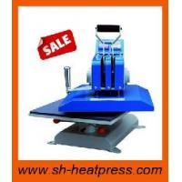 Buy cheap CE Approved Shaking Head Heat Press Machine, Swing Heat Transfer Machine from wholesalers