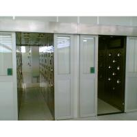 Wholesale Intelligent Animal Lab / Semiconductor Clean Room Air Shower With Automatic Slide Door from china suppliers