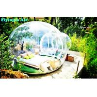 Buy cheap Pvc Waterproof Clear Roof Dome Inflatable Bubble Tent for Sale from Wholesalers